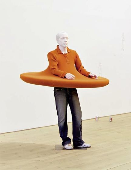 Pullover für Skulpturen