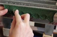 Kurs Knitwear-Design an der STF Zürich